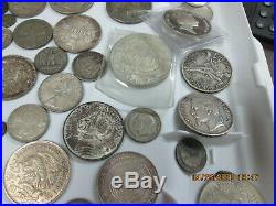 15 + Pounds Worldwide Coins 3 + Pounds Silver Coins Ancients 1700's Present