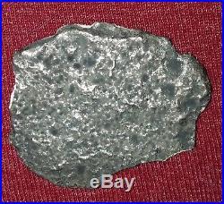 1733 SPANISH FLEET SHIPWRECK 4 Reales Silver Cob Coin Sunken Treasure with COA