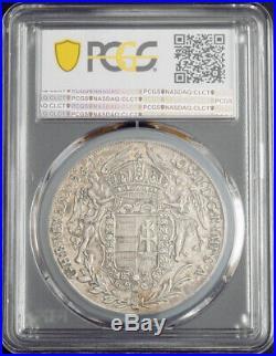 1783, Kingdom of Hungary, Joseph II. Silver Madonna Thaler Coin. PCGS AU-55