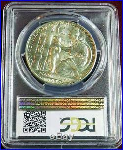 1920 US-PHILIPPINES Wilson So-Called Dollars Silver MEDAL PCGS MS64LOOK