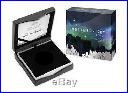 2016 Australia $5 1 oz. Silver Domed Northern Sky Cygnus NGC PF70 UC ER SKU44882