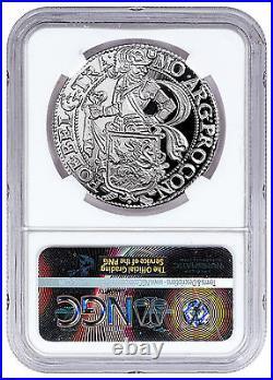 2017 Netherlands Money Fair Lion Dollar 1 oz Proof Silver NGC PF70 UC SKU47383