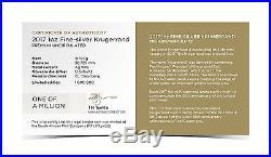 2017 South Africa 1 oz. Silver Krugerrand NGC SP70 ER Exclusive Label SKU44357