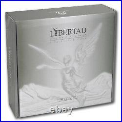 2018 Mexico 1 kilo Silver Libertad Proof Like (withBox & COA) SKU#162422