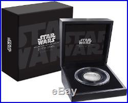 2018 Star Wars Death Star 2oz Ultra High Relief Silver Coin 5th coin