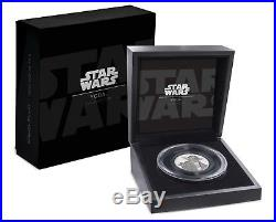 2018 Star Wars Yoda Ultra High Relief 2 oz Silver Coin 3rd coin