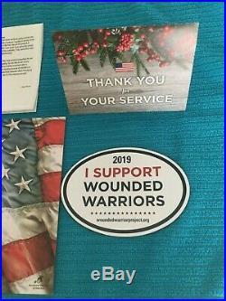 2018 World War I Centennial Silver $ + Us Marines Medal Set Ngc Pf70 Ultra Cameo