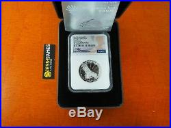 2019 $1 Australia Wedge Tailed Silver Eagle Ngc Ngc Pf70 High Relief Mercanti Fr