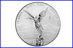 2019 1oz. Silver Libertad Reverse Proof KEY COIN for 2019