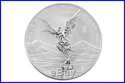 2019 2oz Silver Libertad Reverse Proof Official mintage 1,000