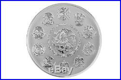2019 5oz Silver Libertad Reverse Proof Mintage 1,000