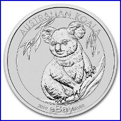 2019 Australia 1 kilo Silver Koala BU SKU#171688