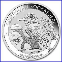 2019 Australia 10 oz Silver Kookaburra BU SKU#171692