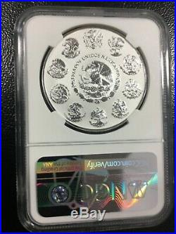 2019 LIBERTAD SILVER Mexico 1 Onza REVERSE PROOF FIRST RELEASE RP70 & PF70 Coins