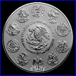 2019 Mexico 2-Coin Silver Libertad Set Proof/Reverse PR-70 PCGS SKU#186738