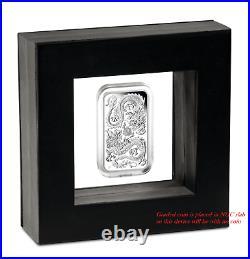 2020 Dragon 1oz PROOF Silver Rectangular $1 COIN NGC PF 70 FR