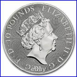 2020 Great Britain 10 oz Silver Valiant BU SKU#206569