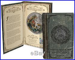 2020 Niue Mythical Dragons of World Norse Dragon 2 oz Silver $5 Coin SKU61130