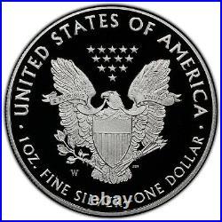 2020-W American Silver Eagle End World War II Privy PR70DCAM PCGS v75
