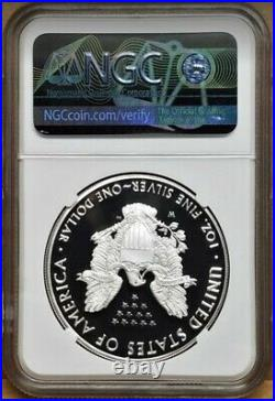 2020 W END of WORLD WAR II 75th ANNIV SILVER EAGLE V75, NGC PF69UC, 1st RELEASES