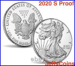 2020 W End of World War 2 75th WW2 V75 American Silver Eagle Privy PCGS PR70