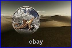 2021 Palau $5 Magic Lamp 1,001 Nights 1 oz. 999 Silver Coin 1,001 Mintage