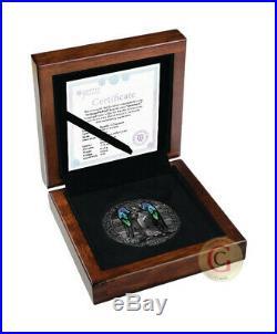 ARCHANGEL GABRIEL 2 Oz Silver Coin, 2000 Francs Cameroon 2020 PRESALE