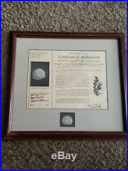 Atocha 1622 Shipwreck Silver Coin 8 Reales Potosi Mint Mel Fisher Treasure