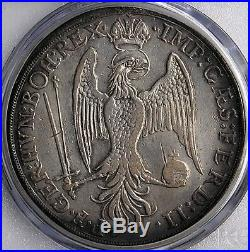 Augsburg 1626 Silver Thaler PCGS XF