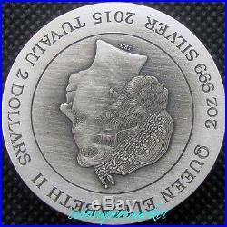 Australia 2015 Goddesses Of Olympus Athena 2oz Silver High Relief Coin Perth COA