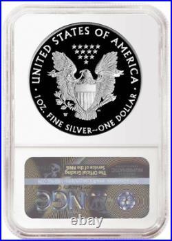 BROWN NGC PF69 2020 W V75 1 WORLD WAR II American Silver Eagle WWII 2 75th