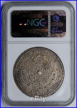 Bavaria 1625 Maximilian Silver Thaler NGC AU50