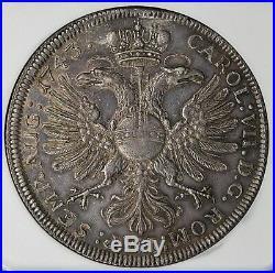 Bremen 1743 Silver Thaler NGC AU55