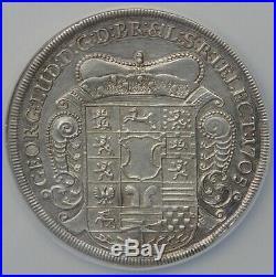Brunswick-Luneburg-Calenberg-Hannover 1705 Wildman Silver Thaler NGC AU