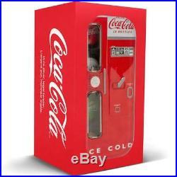 Coca Cola Vending Machine Set Diet Coke Sprite Fanta 2020 Pure Silver Coin Fiji