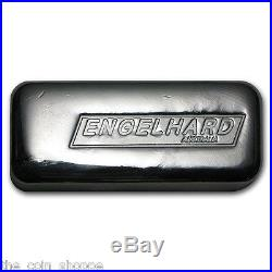 ENGELHARD AUSTRALIA CAST BAR. 999 10 oz of Pure Silver Serial Number