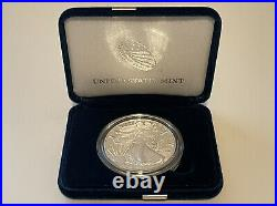 End of World War II 75th Anniversary American Eagle Silver Proof Coin V75