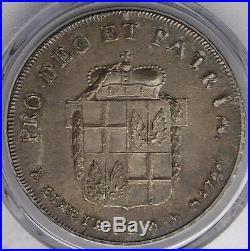 Fulda 1796 Adalbert III Silver Thaler PCGS MS62