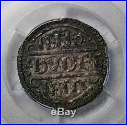 Great Britain Burgred Viking King Of Wessex Medieval Coin Penny PCGS XF Det
