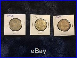Huge World Foreign Coin Currency Lot Collection Silver Gold Ngc Key Date