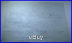 Mel Fisher 1969 COA 1715 Fleet Shipwreck 8 Reales Cob Silver Spanish 8 Real Coin