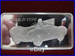 Nascar Enthusiasts LOOK. The World's Greatest Racing Cars Silver Coins #C195