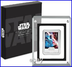 Niue 2020 1 oz Silver Proof Coin- Star Wars The Rise of Skywalker Coin