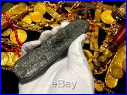 PIRATE SHIPWRECK SILVER BAR 1656 MARAVILLAS FLEET ATOCHA ERA 570gm TREASURE COIN