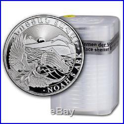 Roll of 20 2018 Armenia 1 oz Silver Noah's Ark 500 Dram Coins GEM BU SKU51639