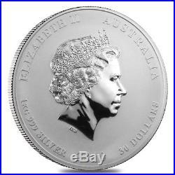 Sale Price 2010 1 Kilo Silver Lunar Year of The Tiger BU Australian Perth Mint