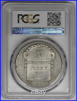 Schaumburg-Lippe 1802 Silver Thaler PCGS AU58