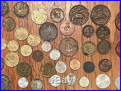 World Coin and Bill Lot 1800s to 1900s Diverse & Extensive Collection Look