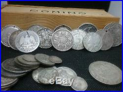 World Silver Coin Lot